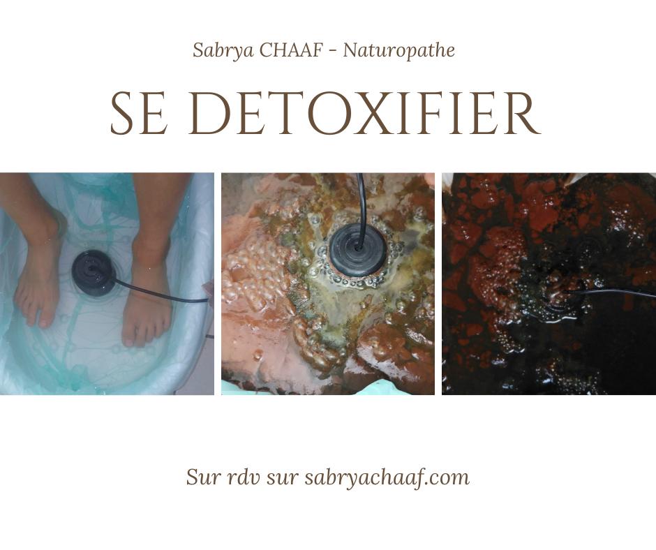 Sabrya chaaf detox