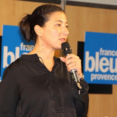 Interview à France bleu sabrya chaaf