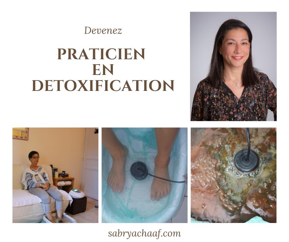 Sabrya chaaf naturopathe praticien detox